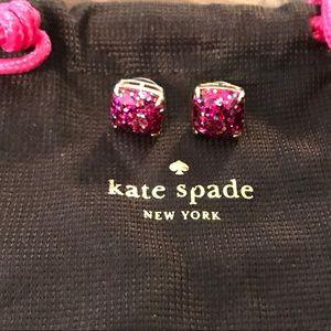Kate Spade Large Stud Earrings
